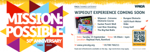 Wipeout experience coming soon